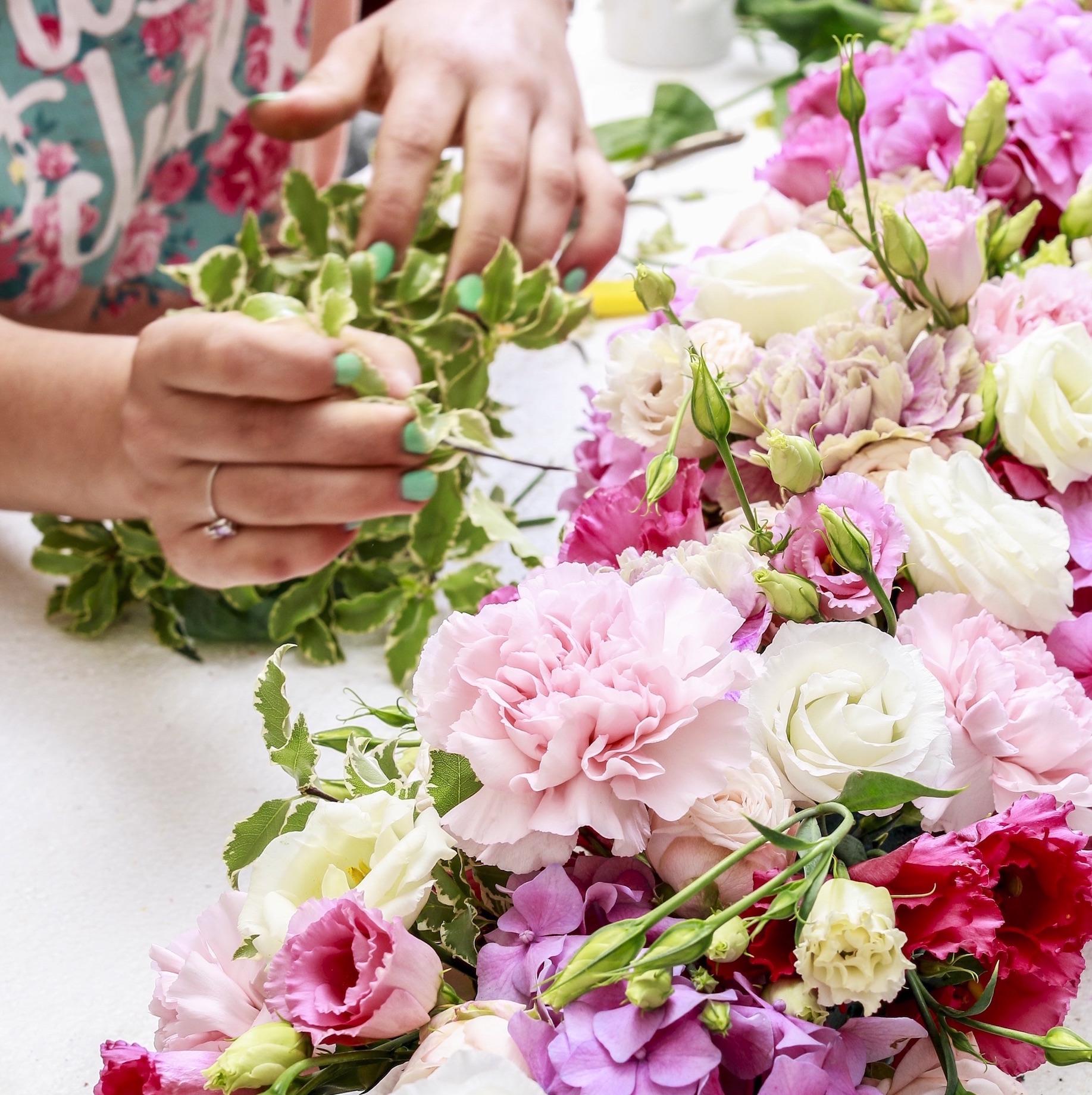 Fast Track Floristry Bristol Flower School